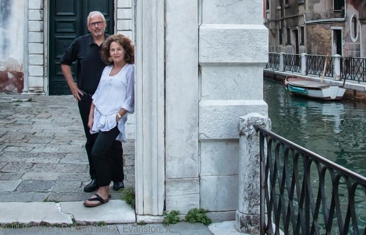 Jill Buckner & Richard Mack